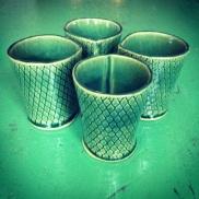 Oribe Green, medium texture