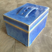 Large box with handle embellishments
