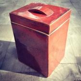Orange Red medium box