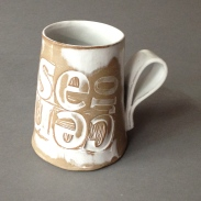 Sense or Censor mug